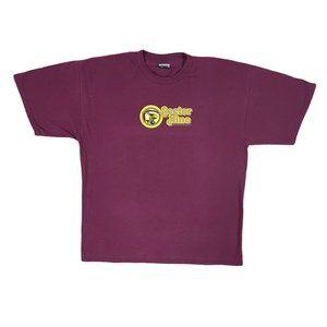 Vintage Sector 9 Longboards Maroon T-Shirt